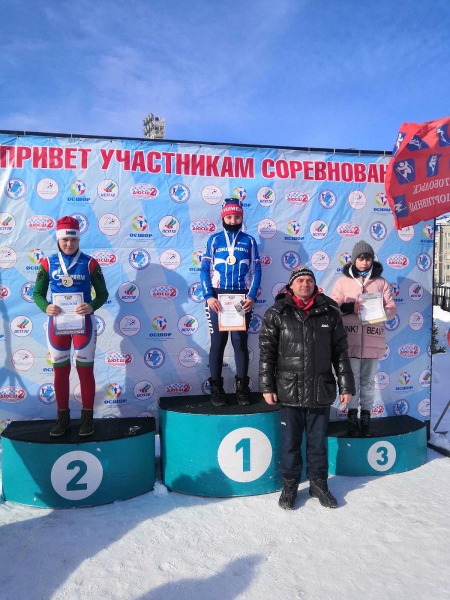 Чемпионат и Первенство Тюменской области по зимнему триатлону