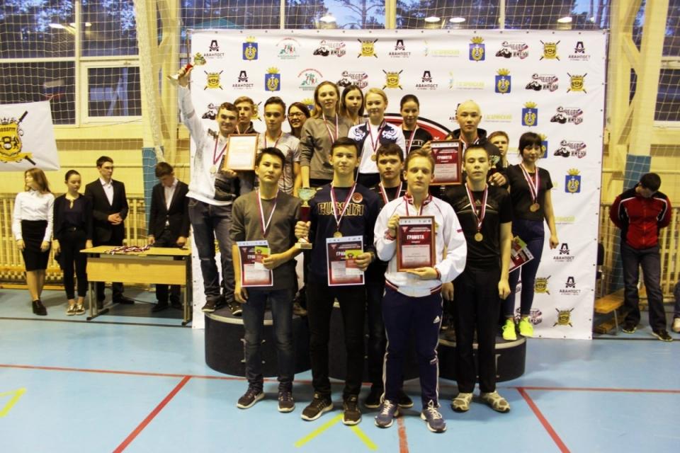 Турнир по функциональному многоборью среди допризывной молодежи Тюменской области «Универсальный атлет-2018»
