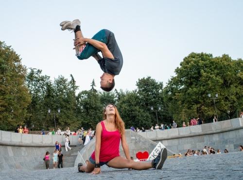 Приглашаем принять участие о 2-ой Всероссийской конкурс-премии современного уличного искусства и спорта