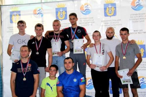 24 августа 2019 года в р.п. Богандинский состоялся Открытый чемпионат Тюменского муниципального района по армрестлингу