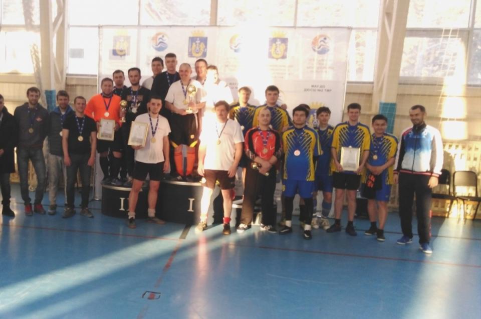 14 декабря состоялись Соревнования по мини-футболу XI Спартакиады трудовых коллективов Тюменского муниципального района