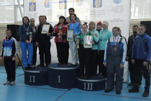 21 декабря 2019 года подведены итоги XI Спартакиада трудовых коллективов ТМР