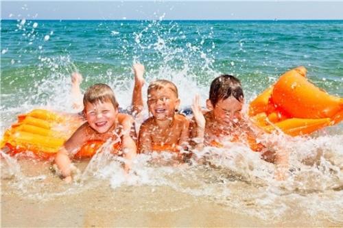 Памятка для родителей по безопасности детей на водных объектах