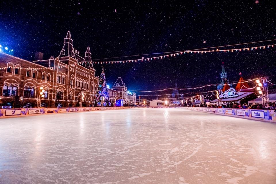 Расписание работы хоккейных кортов в Новогодние и Рождественские Праздники